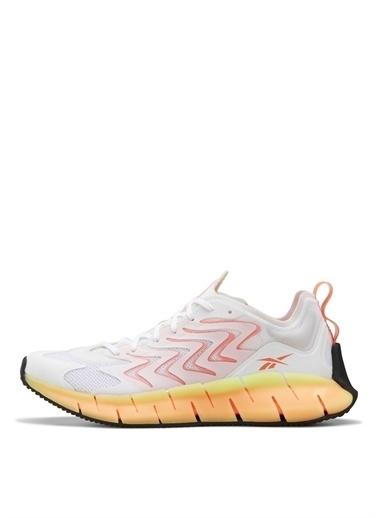 Reebok Reebok Fx9412 Zıg Kinetica 21 Kadın Koşu Ayakkabısı Beyaz